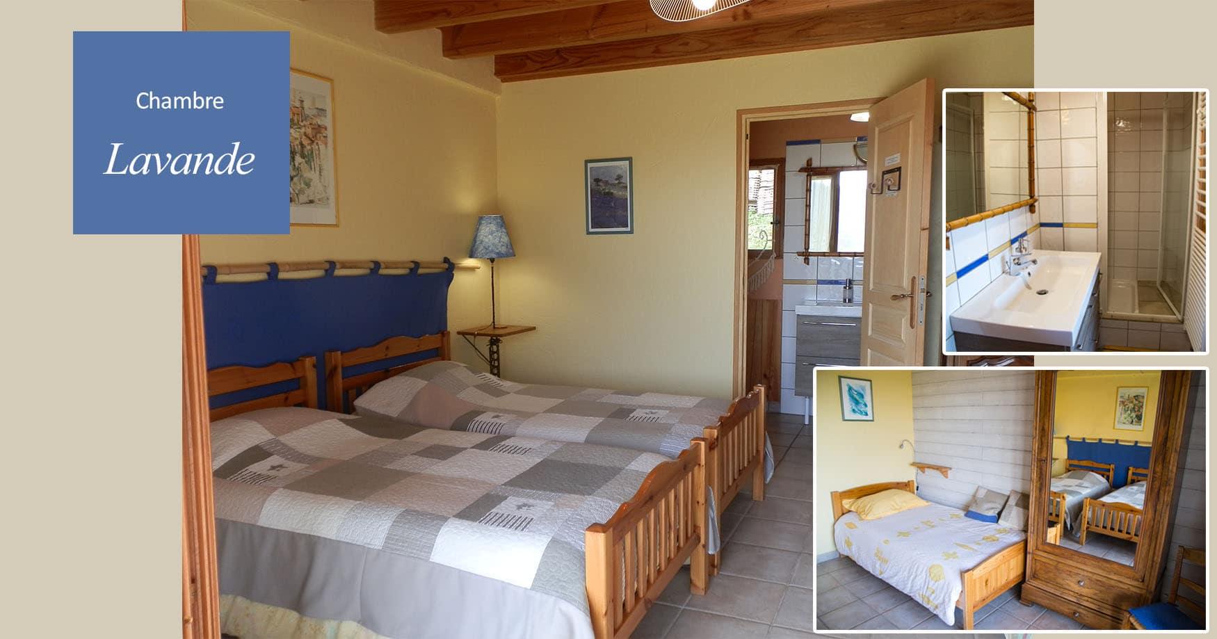 Lavande - Le Raisin Bleu - casa rural de vacaciones en Beaujolais